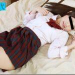 【天然むすめ・和登こころ】制服時代・激カワつるつるロリまん娘♡